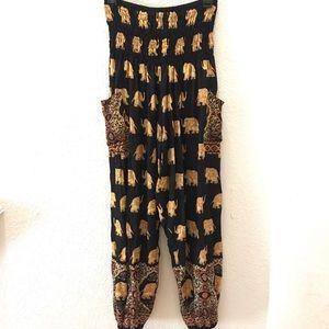 Pants - Elephant harem pants